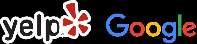 Yelp & Google
