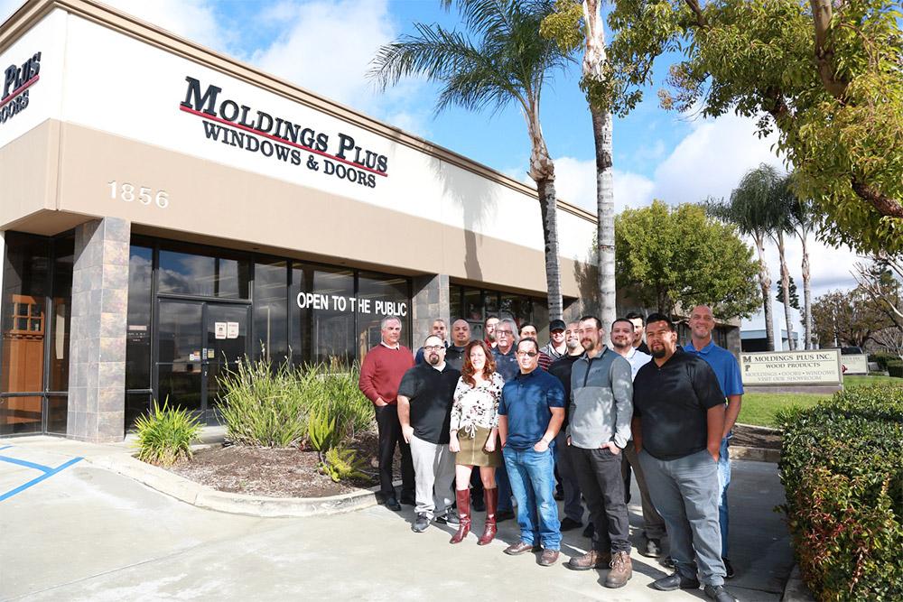 Moldings Plus Team
