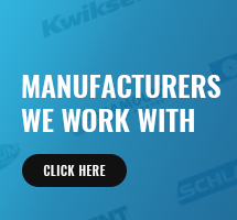Manufacturers We Work With